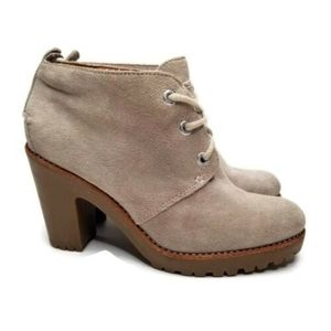 Sperry Top-Sider Suede Ankle Boot